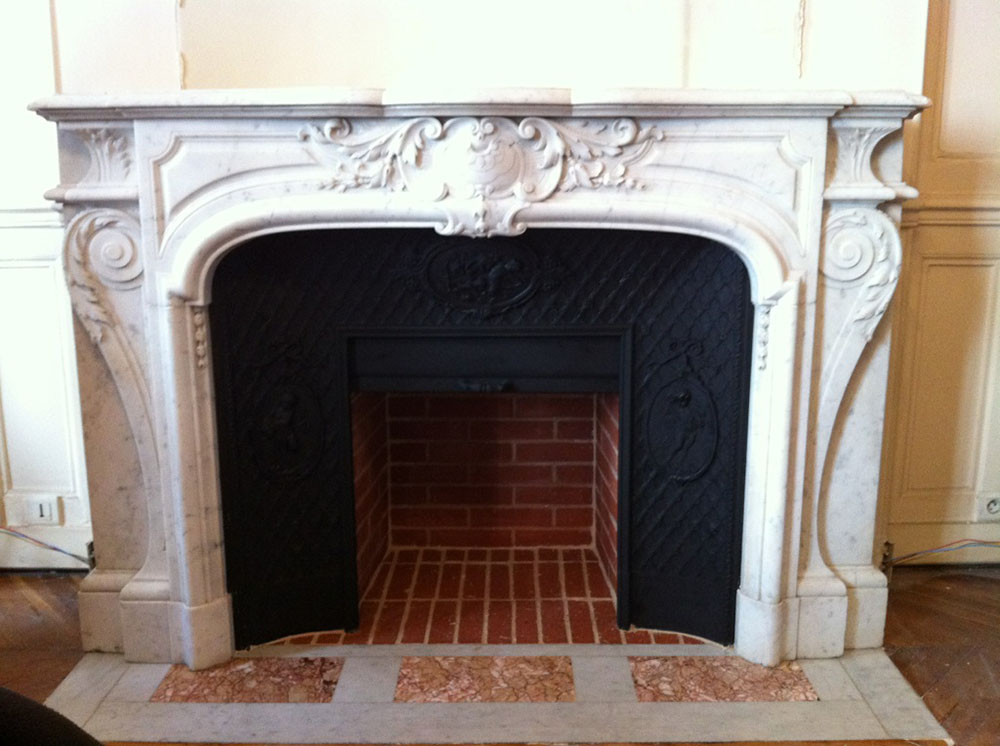 Foyer Grand Chene Izeaux : Installation restauration création de cheminées